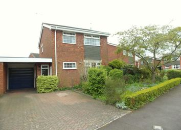 Thumbnail 3 bed detached house for sale in Stretton Avenue, Newport