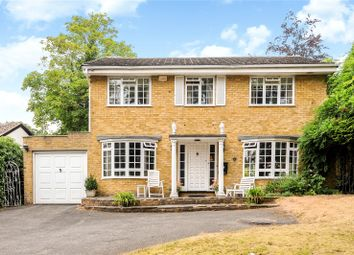Thumbnail 4 bedroom detached house for sale in Red Lane, Claygate, Esher, Surrey