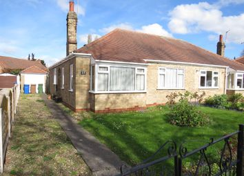 Thumbnail 2 bed semi-detached bungalow for sale in Beech Lawn, Anlaby, Hull