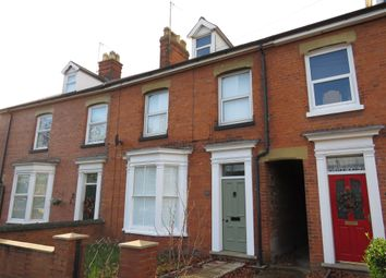 Thumbnail 4 bed terraced house for sale in St. Thomas Road, Spalding