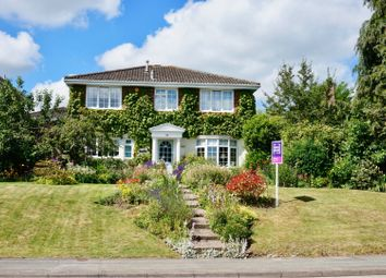 Thumbnail 4 bed detached house for sale in Hill Road, Basingstoke