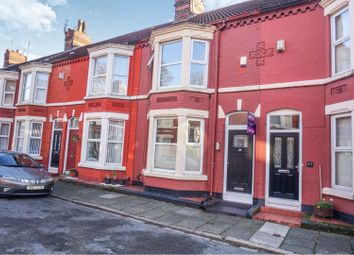 Thumbnail 3 bed terraced house for sale in Sunbourne Road, Liverpool