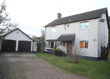 Thumbnail 4 bedroom detached house for sale in Nursery Gardens, Earl Shilton, Leicester