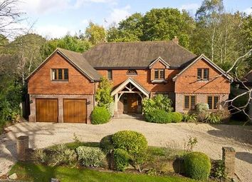 Thumbnail 6 bed detached house to rent in Leigh Place, Cobham