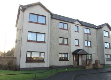 Thumbnail 2 bed flat for sale in Burn Crescent, Motherwell