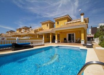 Thumbnail 4 bed villa for sale in Spain, Valencia, Alicante, La Zenia