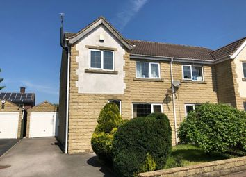 Thumbnail 3 bed semi-detached house for sale in Reeves Avenue, Pilsley, Chesterfield