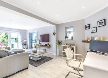 Thumbnail 3 bed detached house for sale in Ember Close, Addlestone, Surrey