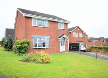 Thumbnail 4 bedroom detached house for sale in Woburn Close, Stoke-On-Trent
