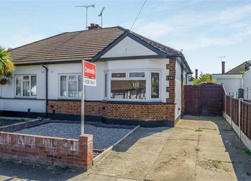 Thumbnail 2 bedroom semi-detached bungalow for sale in Dulverton Avenue, Westcliff-On-Sea