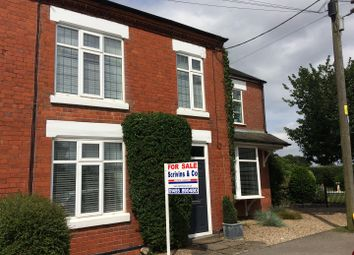 Thumbnail 4 bed cottage for sale in Merrylees Road, Newbold Verdon, Leicester