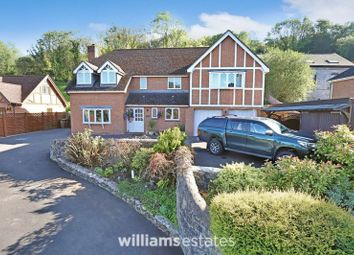 5 bed detached house for sale in Ruthin Road, Gwernymynydd, Mold CH7