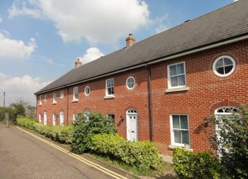 Thumbnail 3 bed terraced house to rent in Cotton Lane, Bury St. Edmunds