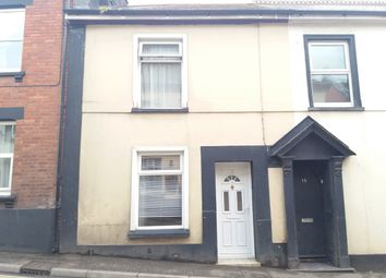 Thumbnail 2 bedroom terraced house to rent in Exeter Hill, Cullompton
