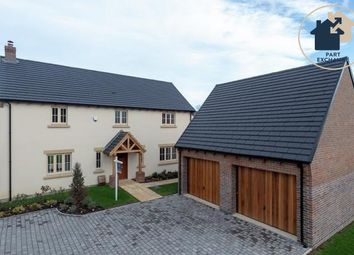 Thumbnail 4 bedroom detached house for sale in The Bradgate, Marketing Suite And View Home, Broadgate, Great Easton