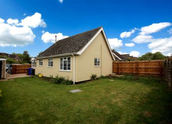 Thumbnail 2 bedroom bungalow to rent in Hazel Drive, Horringer, Bury St. Edmunds