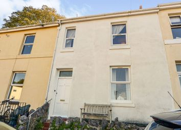 Thumbnail 3 bed terraced house for sale in Grafton Terrace, Torquay