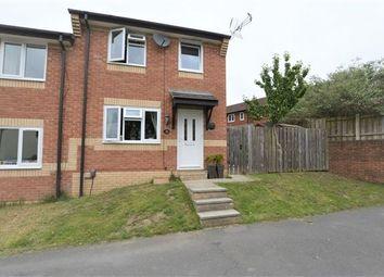 Thumbnail 3 bedroom semi-detached house for sale in Naseby Drive, Heathfield, Newton Abbot, Devon.