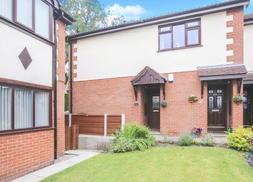 Thumbnail 1 bed flat for sale in Vicarage Gardens, Hyde, Cheshire