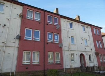 Thumbnail 1 bed flat for sale in Auchentorlie Quadrant, Paisley