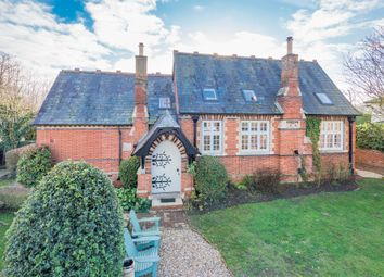Thumbnail 4 bed detached house for sale in Tostock, Bury St. Edmunds, Suffolk