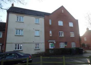 Thumbnail 2 bed flat for sale in Tall Pines Road, Witham St. Hughs, Lincoln