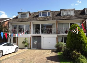 Thumbnail 3 bed terraced house to rent in Tilecotes Close, Marlow, Buckinghamshire
