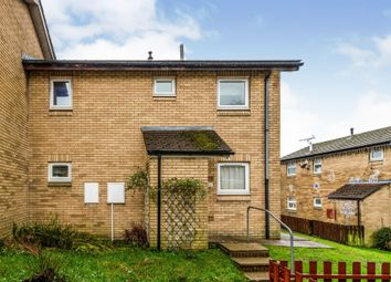 Thumbnail 2 bed end terrace house for sale in Maes Yr Awel, Pontypridd