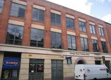 Thumbnail 1 bedroom flat to rent in George Street, Nottingham