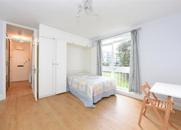 Thumbnail 1 bedroom flat for sale in Kent Lodge, 3 Inner Park Road, Southfields