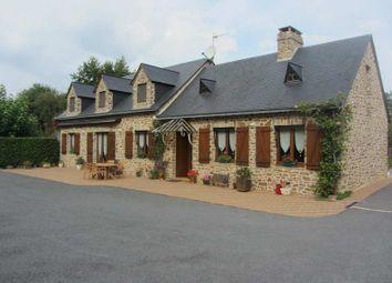 Thumbnail 3 bed longère for sale in Montsurs, Pays-De-La-Loire, 53150, France
