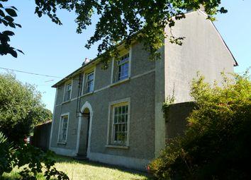 Thumbnail 5 bed detached house for sale in Monkton, Pembroke