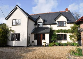 Thumbnail 4 bed detached house for sale in Harriers, Withypool, Somerset