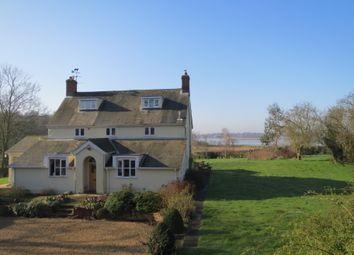 Thumbnail 4 bedroom farmhouse to rent in Methersgate Estate, Sutton, Woodbridge