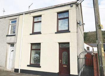 Thumbnail 3 bed end terrace house for sale in Glyn Terrace, Tredegar