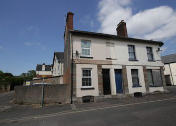 Thumbnail 3 bed end terrace house for sale in Silver Street, Tiverton