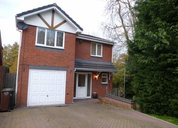 Thumbnail 4 bed detached house to rent in Westhill, Wolverhampton