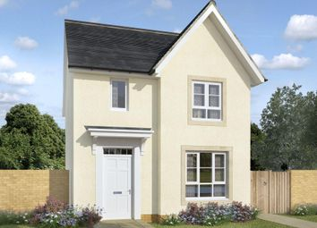 "Thumbnail 3 bed detached house for sale in ""Esslemont"" at Falkirk Road, Bonnybridge"