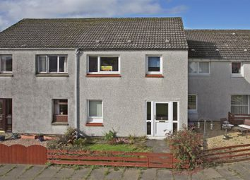 Thumbnail 3 bed town house for sale in Glendevon Court, Rattray, Blairgowrie