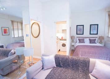 Thumbnail 1 bedroom flat to rent in Basil Street, Jefferson House, London