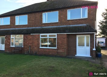 Thumbnail 1 bed maisonette to rent in Staindale Road, Scunthorpe