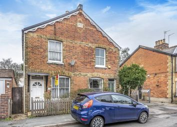 Thumbnail 2 bed semi-detached house for sale in Englefield Green, Surrey