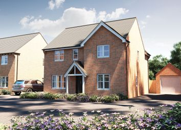 "Thumbnail 4 bed detached house for sale in ""The Berrington"" at Pepper Lane, Standish, Wigan"