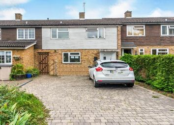 Thumbnail 3 bed terraced house for sale in Drakes Drive, Stevenage, Hertfordshire, England