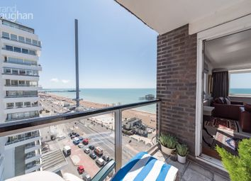 Thumbnail 4 bed flat for sale in Cavendish House, Kings Road, Brighton, East Sussex