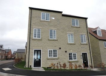 Thumbnail 4 bed semi-detached house to rent in Knitters Road, South Normanton, Alfreton, Derbyshire
