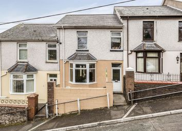 Thumbnail 3 bed terraced house for sale in Fairy Glen, Ogmore Vale, Bridgend