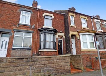Thumbnail 2 bedroom terraced house to rent in Baskerville Road, Hanley, Stoke-On-Trent