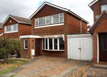 Thumbnail 3 bed link-detached house for sale in Arran Close, Stockingford, Nuneaton, Warwickshire