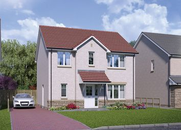 Thumbnail 4 bed detached house for sale in Just Off East Stirling Street, Alva